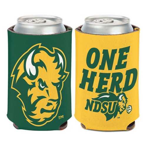 Wincraft North Dakota State Bison Slogan Can Cooler