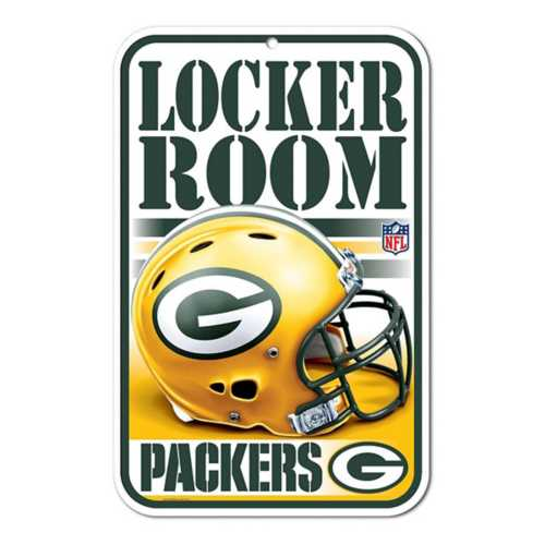 Wincraft Green Bay Packers 11X17 Plastic Sign