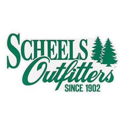 Scheels Outfitters Decal
