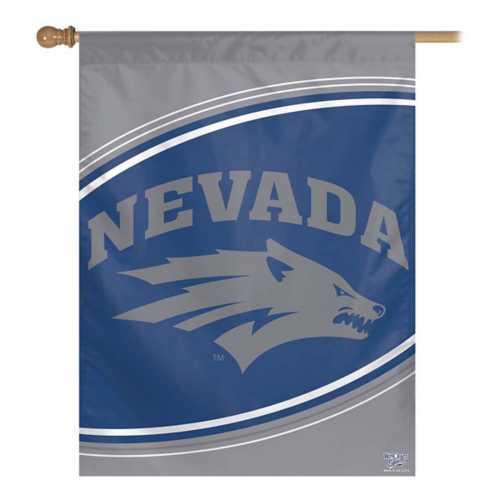 Wincraft Nevada Wolf Pack Vertical Flag