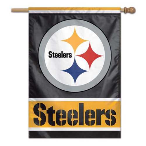 Wincraft Pittsburgh Steelers Vertical Flag