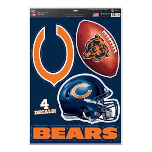 Wincraft Chicago Bears 11X17 Decal