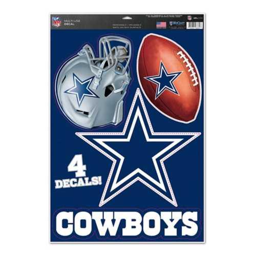 Wincraft Dallas Cowboys 11X17 Decal
