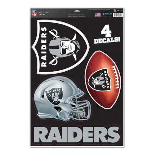 Wincraft Las Vegas Raiders 11X17 Decal