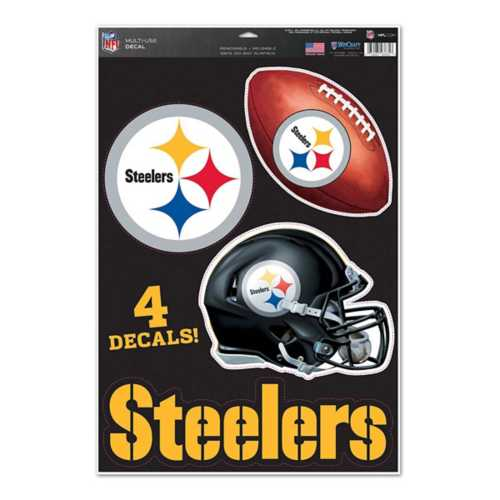 Wincraft Pittsburgh Steelers 11X17 Decal