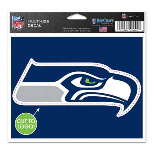 Wincraft Seattle Seahawks 5X6 Multi Use Decal