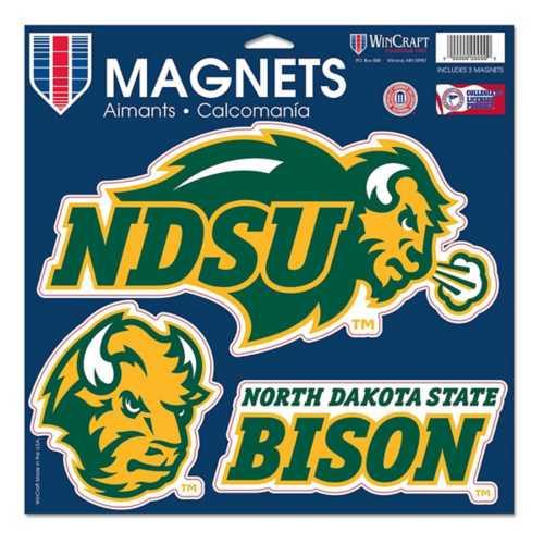 Wincraft North Dakota State Bison Magnet