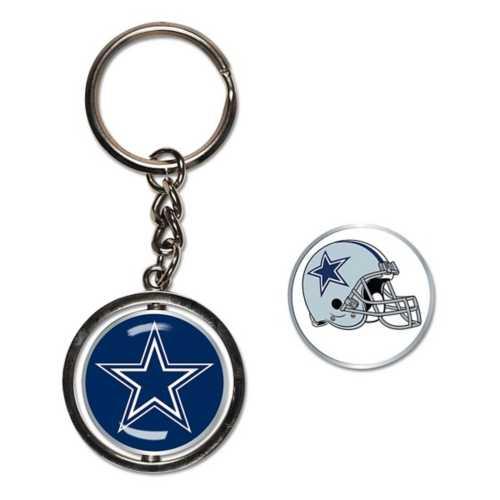 Wincraft Dallas Cowboys Spinner Keyring