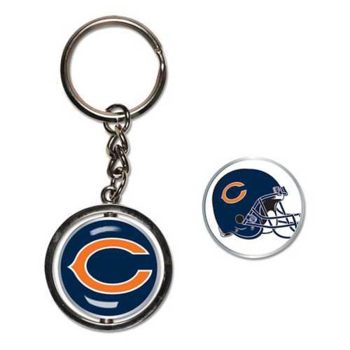 Wincraft Chicago Bears Spinner Keyring