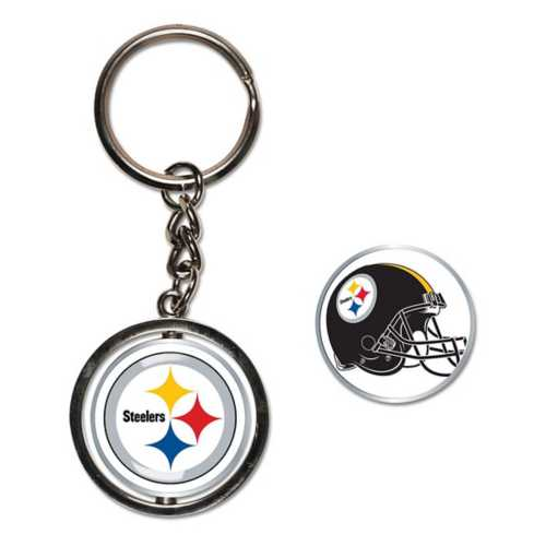 Wincraft Pittsburgh Steelers Spinner Keyring