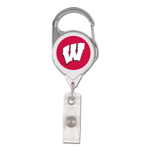 Wincraft Wisconsin Badgers Badge Holder