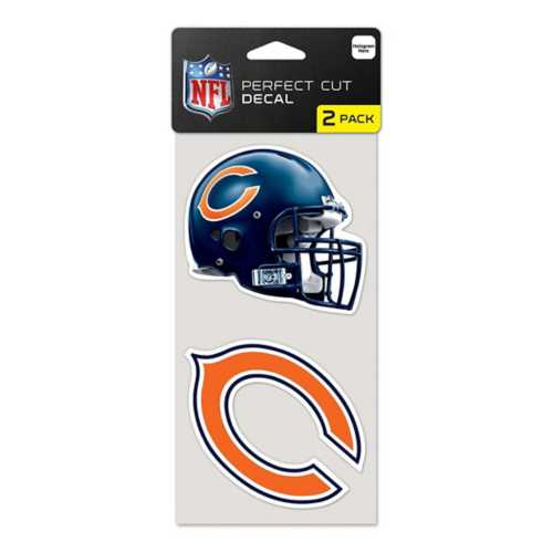 Wincraft Chicago Bears 4X8 Perfect Cut Decal