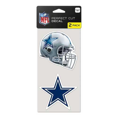 Wincraft Dallas Cowboys 4X8 Perfect Cut Decal