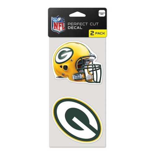 Wincraft Green Bay Packers 4X8 Perfect Cut Decal