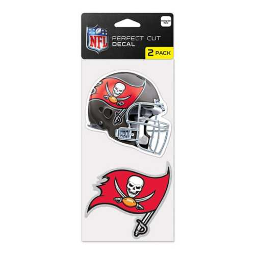 Wincraft Tampa Bay Buccaneers 4X8 Perfect Cut Decal