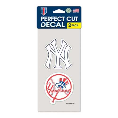 Wincraft New York Yankees 4X8 Perfect Cut Decal