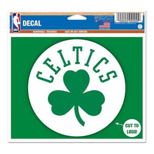 Wincraft Boston Celtics 5X6 Multi Use Decal