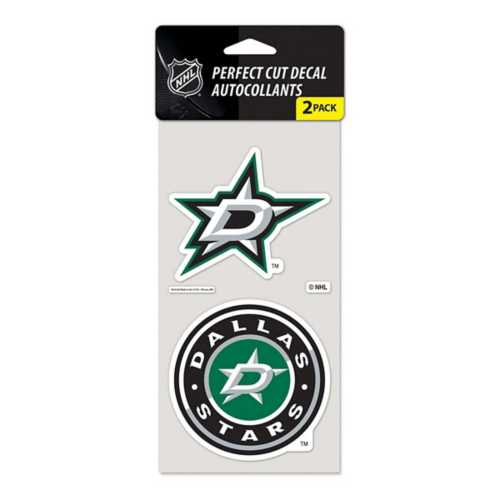 Wincraft Dallas Stars 4X8 Perfect Cut Decal