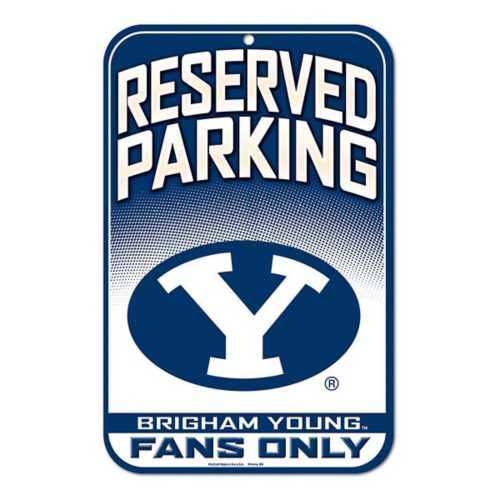 Wincraft BYU Cougars 11X17 Plastic Sign