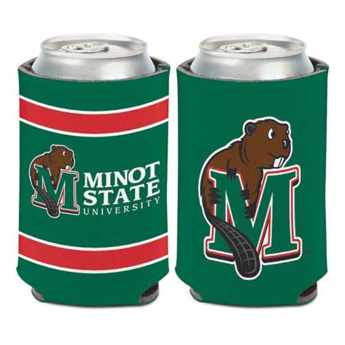 Wincraft Minot State Beavers Can Cooler