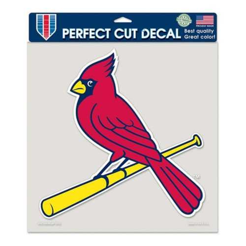 "Wincraft St. Louis Cardinals 8""x8"" Perfect Cut Decal"