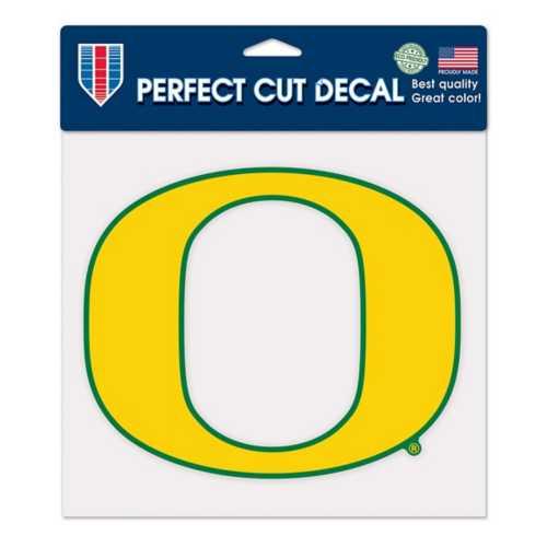 "Wincraft Oregon Ducks 8""x8"" Perfect Cut Decal"