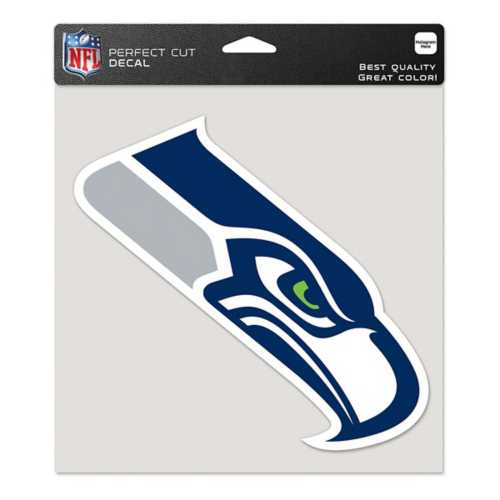 """Wincraft Seattle Seahawks 8""""x8"""" Perfect Cut Decal"""