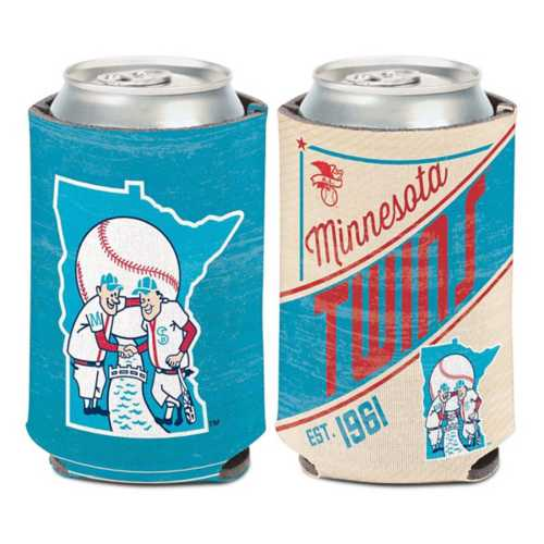 Wincraft Minnesota Twins Retro Can Cooler