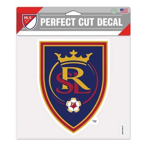 "Wincraft Real Salt Lake 8""x8"" Perfect Cut Decal"