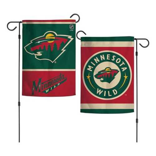 "Wincraft Minnesota Wild 12""x18"" Garden Flag"
