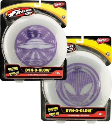 Wham-O Max Flight Glow Frisbee