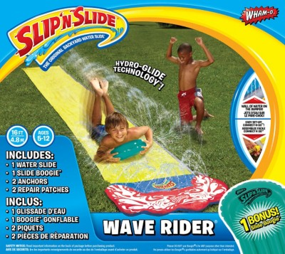 Wham-O Slip & Slide Wave Rider with Boogie Board