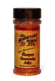 American Stockyard Burger Seasoning Mix