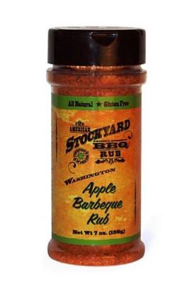 American Stockyard Washington Apple BBQ Rub