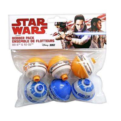 Zebco Star Wars BB8 & R2-D2 Bobber Pack