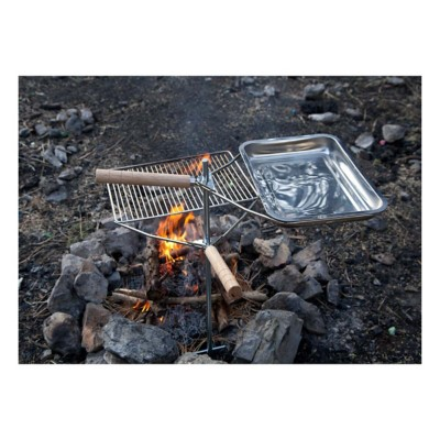 Camp Chef Lumberjack Over Fire Stake Grill' data-lgimg='{