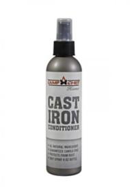Camp Chef Cast Iron 8oz Spray Bottle