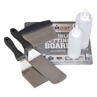 Camp Chef 6-Piece Professional Griddle Tool Set