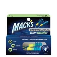 Mack's Shooters Ear Seals Earplugs 1 Pair