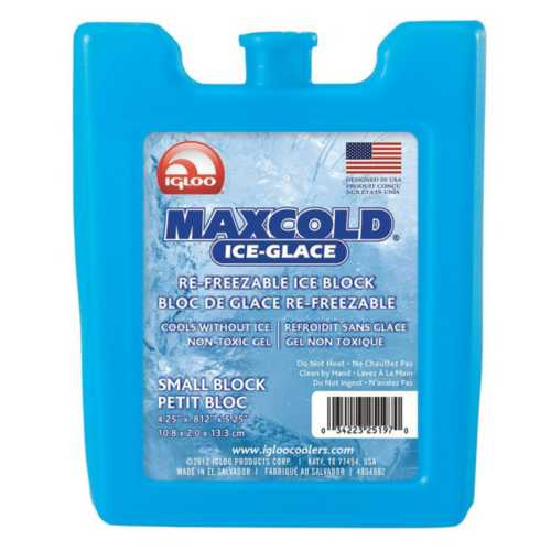 Igloo MaxCold Freezer Block