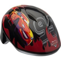Toddler Cars Classic McQueen Helmet