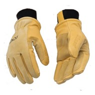 Kinco Suede Pigskin Ski Gloves