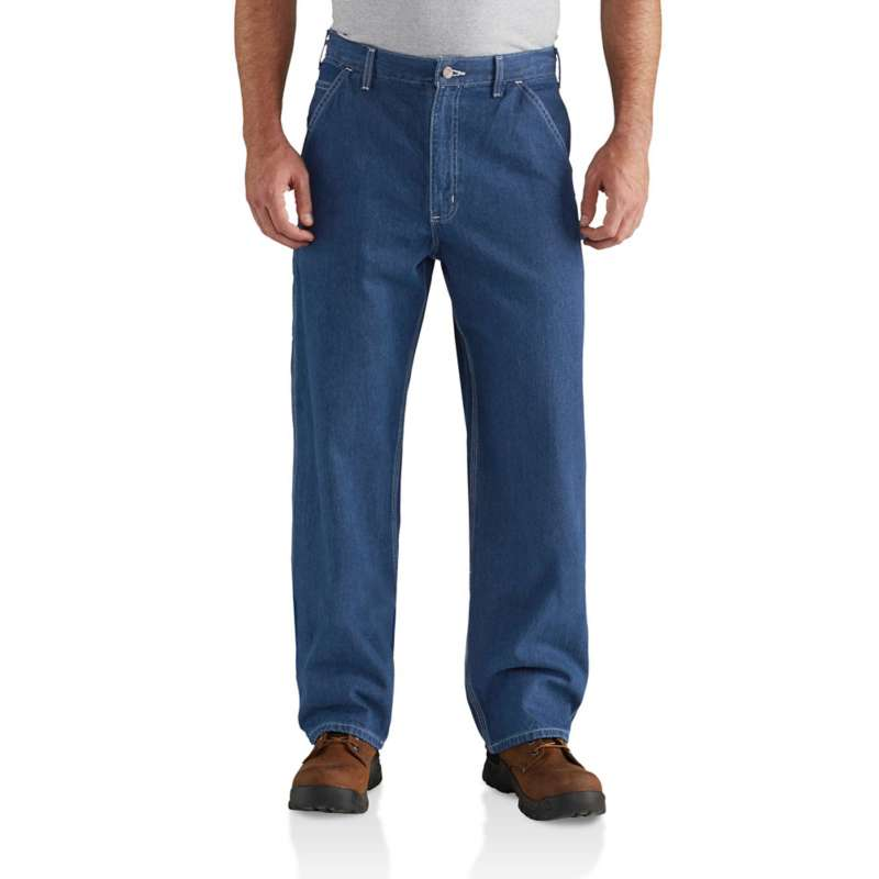 Men's Carhartt Loose Fit Work Jeans