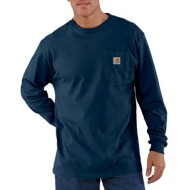 Men's Carhartt Workwear Long-Sleeve Pocket Shirt
