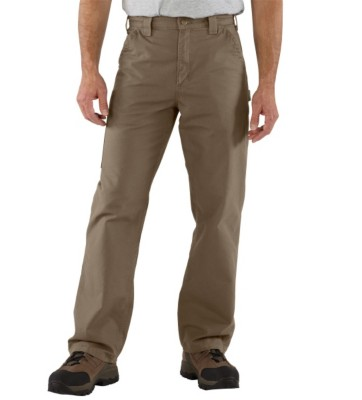 Men's Carhartt Canvas Work Dungaree Jeans