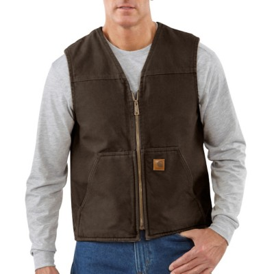 Men's Carhartt Sandstone Rugged Vest
