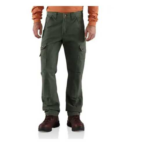 Men's Carhartt Cotton Ripstop Relaxed Fit Work Pants