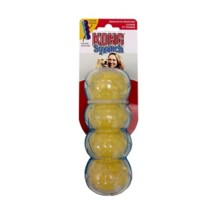 Kong Sqrunch Bellies Dumbbell Dog Toy