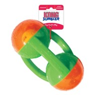 KONG Jumbler Tri Dog Toy