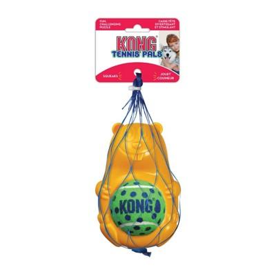 Kong Tennis Pal Beaver Dog Toy